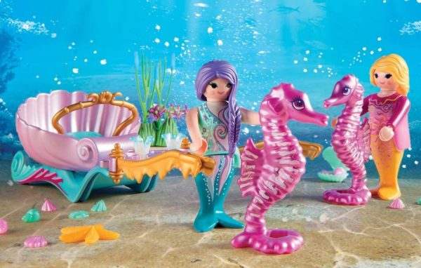 starter pack seahorse carriage playmobil