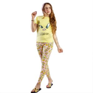 Tweety Pajama Yellow Leo
