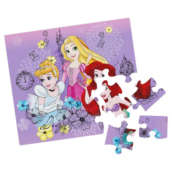 24 Puzzle Princesses Spin Master