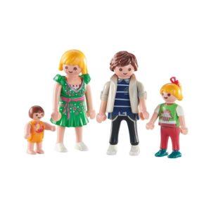 6530 Modern Family Plastic Package Playmobil