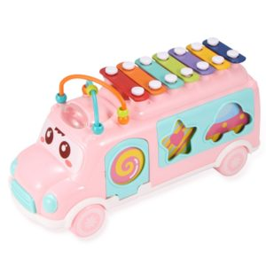 A car with a xylophone Huanger