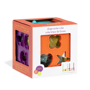 Battat - Shape Sorter Cube