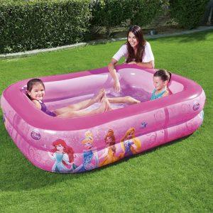 Bestway Disney Princess Inflatable Family Pool 2.01m x 1.5m x 51cm 91056