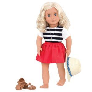 Clarissa 18 Beach Doll Our Generation