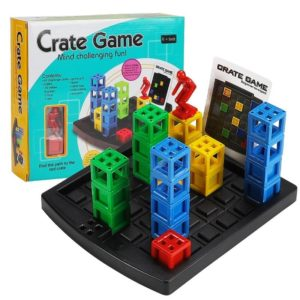 Crate Game Mind Challenging Fun