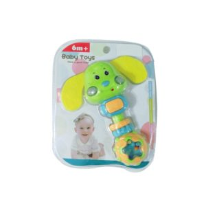 Dog Teether with light