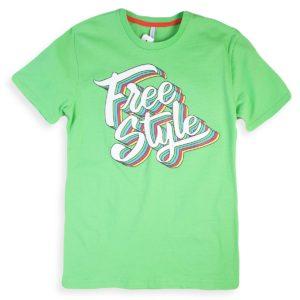 Free Style Shirt Light Green Idexe