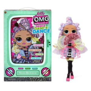 OMG Dance Dance Dance Miss Royale Fashion Doll With 15 LOL Surprise