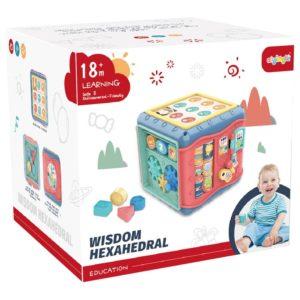 Hexagonal wisdom Game
