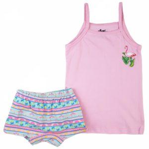 Kid Zone Flamingo Underwear Set