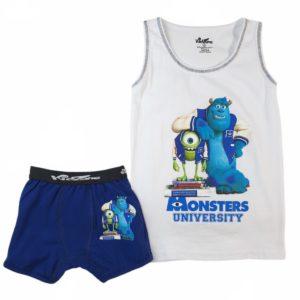 Kid Zone Monster Underwear