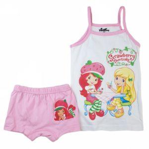 Kid Zone Strawberry Underwear Set