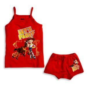 Kid Zone Toy Story Underware Set