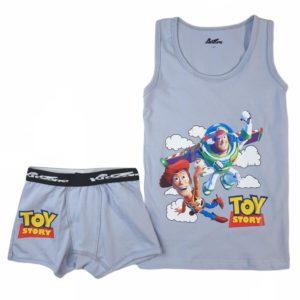 Kid Zone Toy Story Underwear Grey