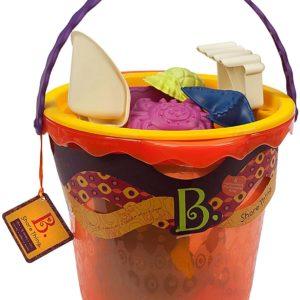 Large Bucket Set (Papaya)