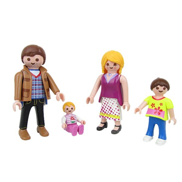 Modern Family Playmobil