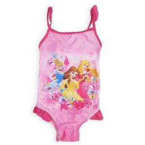 Princesses Swimsuit Fuchsia Disney