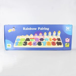 Rainbow Pairing