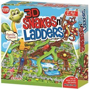 Snakes Ladders 3D