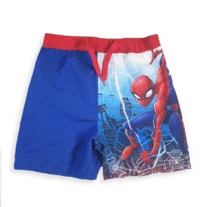 Spider Man Swimsuit Blue Marvel