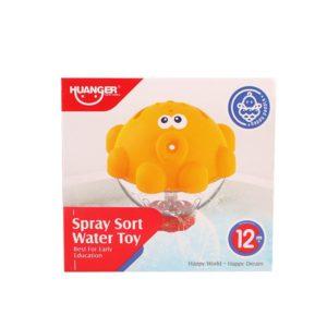 Spray Sort Water Yellow Octopus Huanger