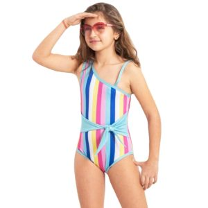 Striped Colorful swimsuit Sotra