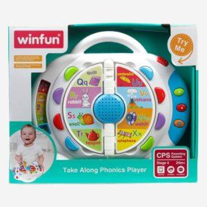 Take Along Phonics Player Winfun