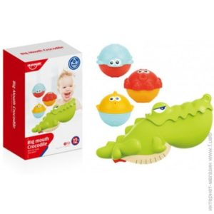 Big Mouth Crocodile water toys Huanger