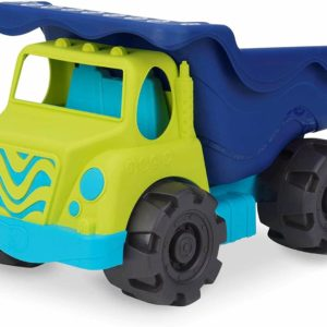 large sand truck