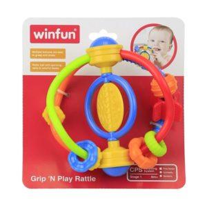 winfun grip 'n play rattle