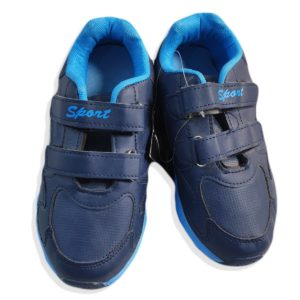 Sport Kids Shoes Blue Black