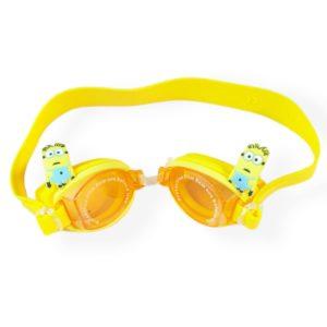 Disney Minion Swimming Goggles Yellow