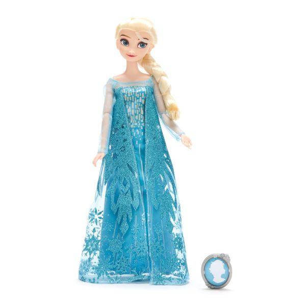 Elsa Classic Doll, Frozen Disney Store
