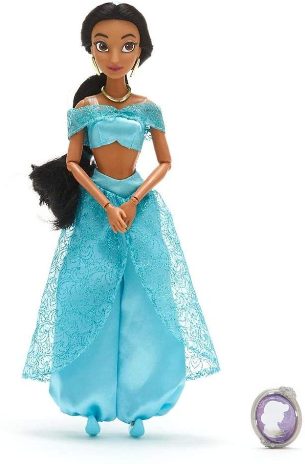 عروسة الأميرة ياسمين من ديزني