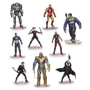 Avengers Endgame Deluxe Figurine Playset
