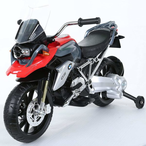 BMW Motorcycle RED
