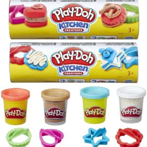 Cookie Canister Play-Doh