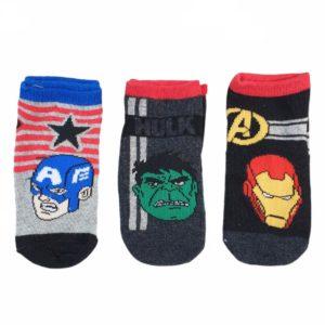 Disney Avengers Socks 3 Pieces