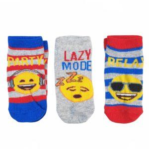 Disney Emoji Socks 3 Pieces