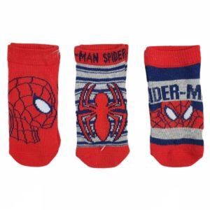 Disney Spider Man Socks 3 Pieces