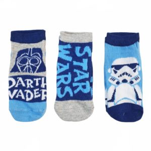 Disney Star Wars Socks 3 Pieces