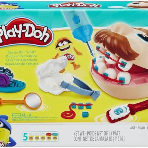 Dr Drill In Fill PlayDoh