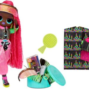 L.O.L. Surprise OMG Dance Virtuelle Doll with Accessories
