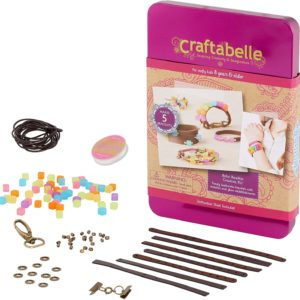 Leather Bead Jewelry Kit