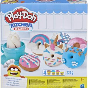 PD DELIGHTFUL DONUTS SET
