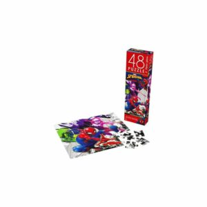 Spiderman 48 pice Puzzles Toy Spin Master