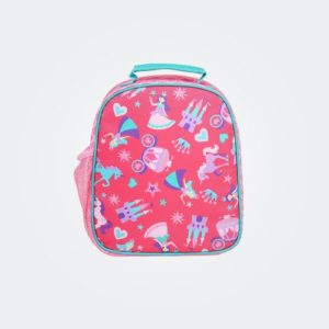 Stephen Joseph All Over Print Lunch Box - Pink