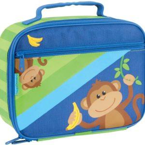 Stephen Joseph Classic Lunch Bag Monkey