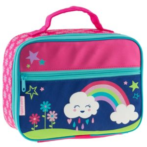 Stephen Joseph Classic Lunch Bag Rainbow