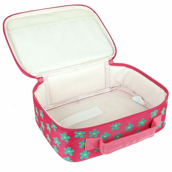 Stephen Joseph Classic Lunch Box Teal Zoo